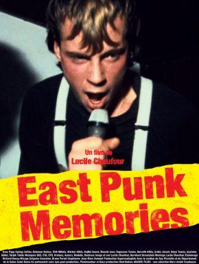 Jaquette dvd East Punk Memories