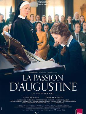 Jaquette dvd La Passion D'Augustine