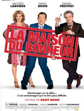 La Maison du bonheur en DVD et Blu-Ray