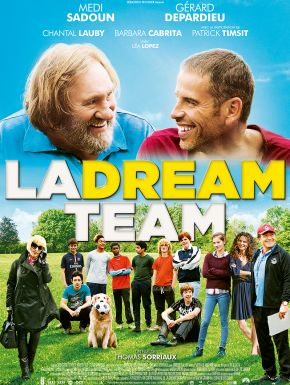 DVD La Dream Team
