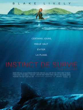 DVD Instinct De Survie (The Shallows)