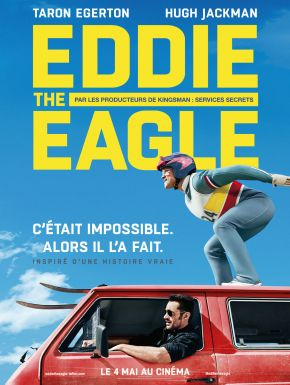 Sortie DVD Eddie The Eagle
