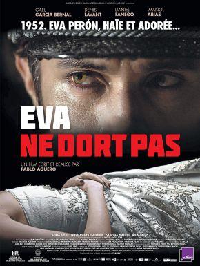 DVD Eva Ne Dort Pas