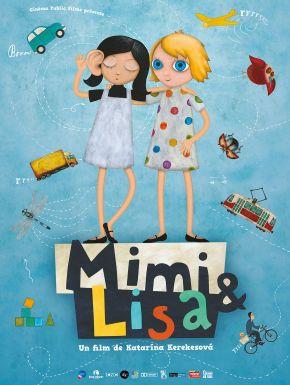 DVD Mimi & Lisa