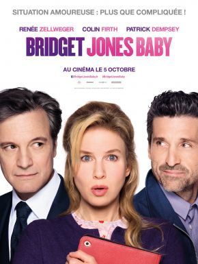 Bridget Jones Baby DVD et Blu-Ray