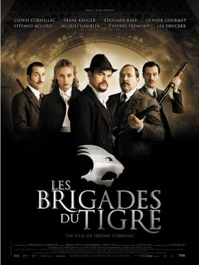 DVD Les Brigades du Tigre