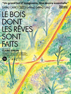 Le Bois Dont Les Rêves Sont Faits DVD et Blu-Ray