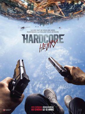 Sortie DVD Hardcore Henry