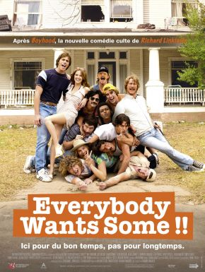 Everybody Wants Some DVD et Blu-Ray