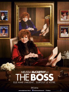 Jaquette dvd The Boss