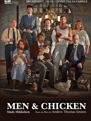 Sortie DVD Men & Chicken