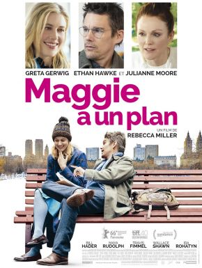Maggie A Un Plan DVD et Blu-Ray