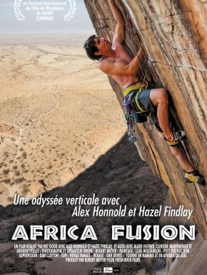 Jaquette dvd Africa Fusion