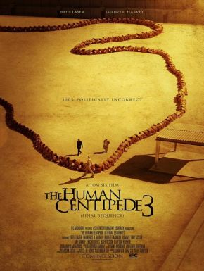 DVD The Human Centipede III (Final Sequence)