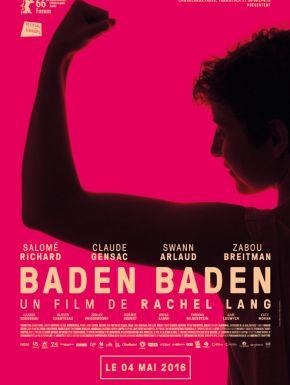 sortie dvd  Baden Baden