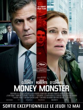 Sortie DVD Money Monster