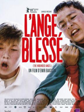 DVD L'Ange Blessé