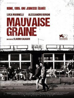 DVD Mauvaise Graine