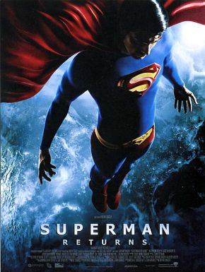 Superman Returns DVD et Blu-Ray