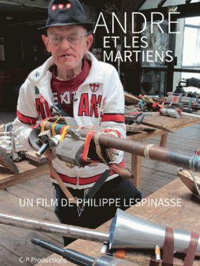 Jaquette dvd André Et Les Martiens