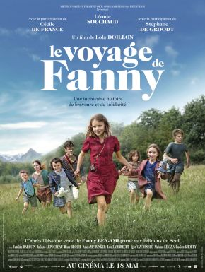 Jaquette dvd Le Voyage De Fanny
