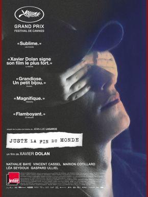 Sortie DVD Juste La Fin Du Monde