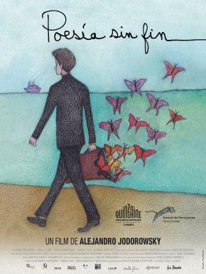 DVD Poesía Sin Fin