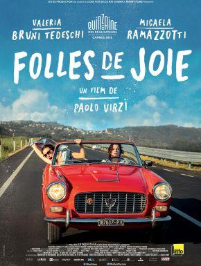 Jaquette dvd Folles De Joie