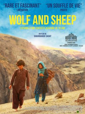 DVD Wolf And Sheep