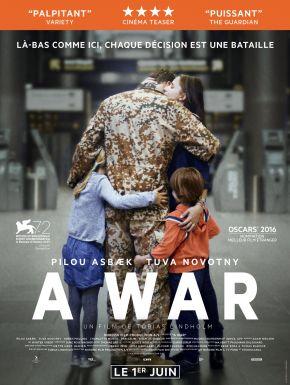 Jaquette dvd A War