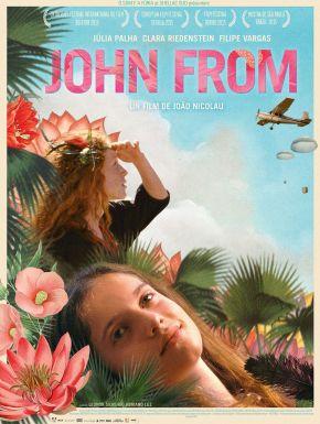 DVD John From