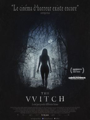 The Witch DVD et Blu-Ray