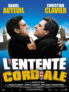 sortie dvd  L'Entente cordiale