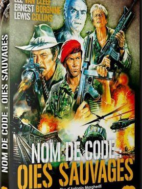 Jaquette dvd Nom De Code: Oies Sauvages