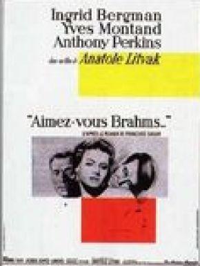 DVD Aimez-vous Brahms ?
