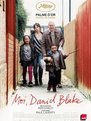 Jaquette dvd Moi, Daniel Blake