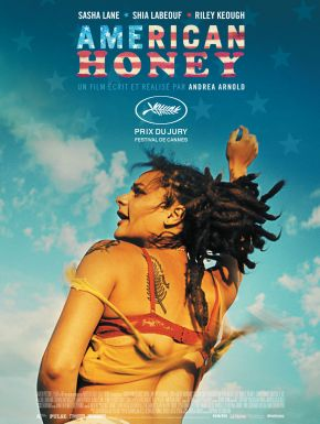 Jaquette dvd American Honey