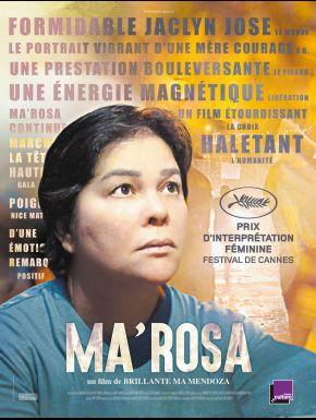 Ma' Rosa DVD et Blu-Ray