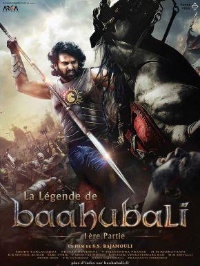 DVD La Légende De Baahubali : 1ère Partie