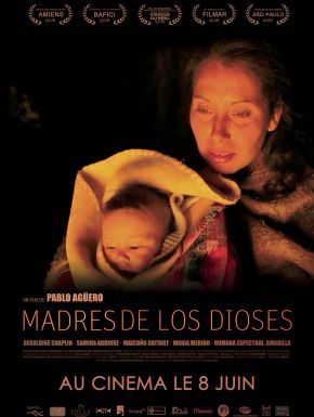 Madres De Los Dioses DVD et Blu-Ray