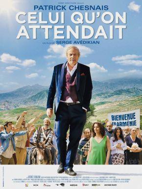 Jaquette dvd Celui Qu'on Attendait