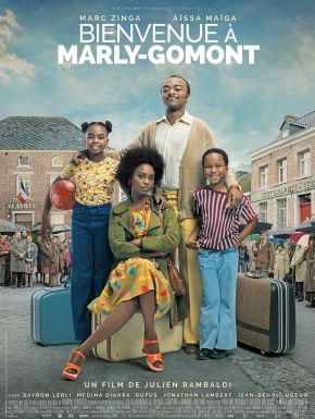 DVD Bienvenue à Marly-Gomont