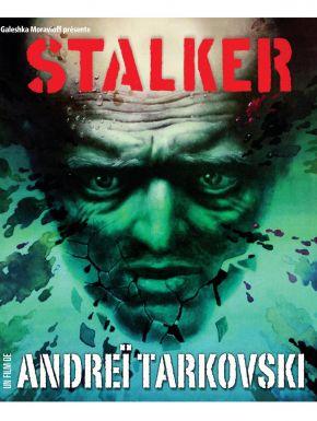 Stalker DVD et Blu-Ray