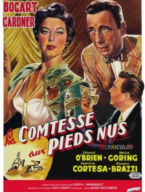 La Comtesse Aux Pieds Nus DVD et Blu-Ray