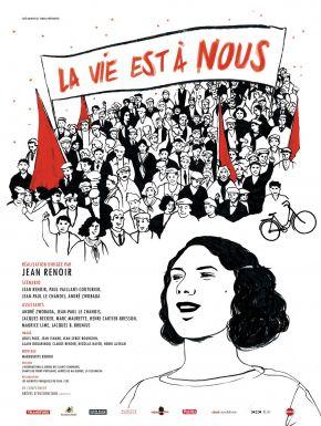 sortie dvd  La Vie Est à Nous