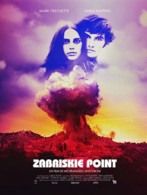 DVD Zabriskie Point