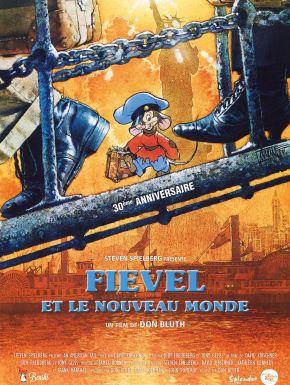 DVD Fievel Et Le Nouveau Monde