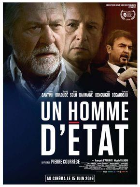 Sortie DVD Un Homme D'État