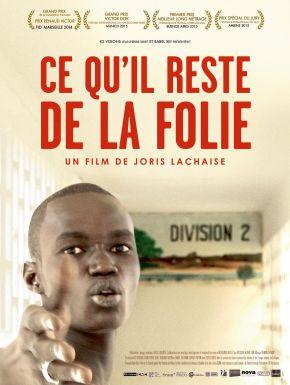 DVD Ce Qu'il Reste De La Folie