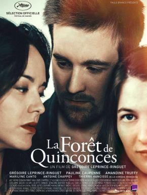 DVD La Forêt De Quinconces